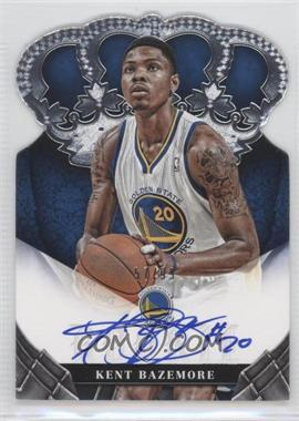 2012-13 Panini Preferred - Crown Royale Signatures #480 - Kent Bazemore /99
