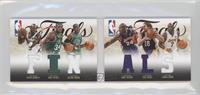 Kobe Bryant, Lamar Odom, Kevin Garnett, Pau Gasol, Paul Pierce, Rajon Rondo /199