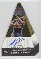 Kenneth Faried /10