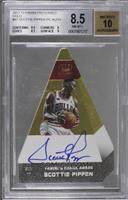 Scottie Pippen /10 [BGS 8.5 NM‑MT+]