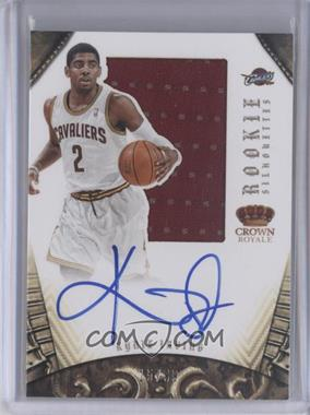 2012-13 Panini Preferred - Rookie Silhouettes #327 - Kyrie Irving /99