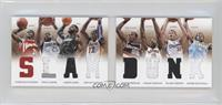 Dominique Wilkins, Dwight Howard, Vince Carter, Andre Iguodala, Blake Griffin, …