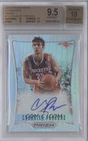 Chandler Parsons /25 [BGS 9.5 GEM MINT]