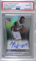 Kemba Walker [PSA 10 GEM MT] #/25