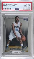 Kemba Walker [PSA 10 GEM MT]