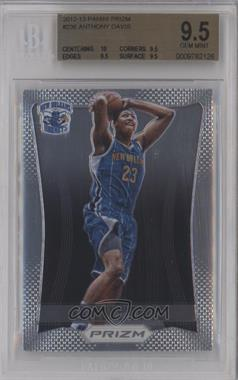 2012-13 Panini Prizm - [Base] #236 - Anthony Davis [BGS 9.5]
