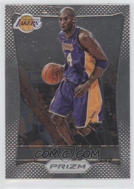 2012-13 Panini Prizm - [Base] #24 - Kobe Bryant
