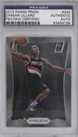 Damian Lillard [PSA/DNA Certified Encased]