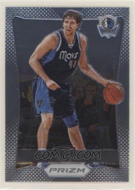 2012-13 Panini Prizm - [Base] #63 - Dirk Nowitzki