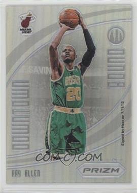 2012-13 Panini Prizm - Downtown Bound - Prizms #1 - Ray Allen