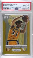 Kurt Rambis [PSA 8 NM‑MT] #/10
