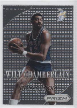 2012-13 Panini Prizm - Most Valuable Players #23 - Wilt Chamberlain