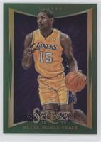 Metta World Peace /10