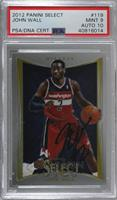 John Wall [PSA/DNA Certified Encased]
