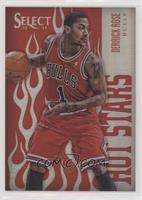 Derrick Rose #/25
