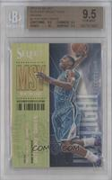 Anthony Davis /25 [BGS 9.5 GEM MINT]