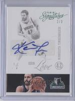 Kevin Love #/3