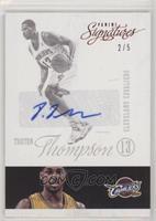 Tristan Thompson #/5