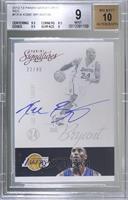 Kobe Bryant [BGS9MINT] #/49
