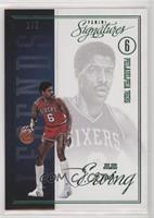 Julius Erving #/5