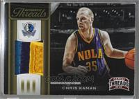 Chris Kaman #/25