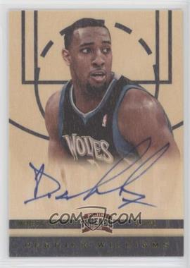 2012-13 Panini Threads - [Base] #152 - Rookies - Derrick Williams