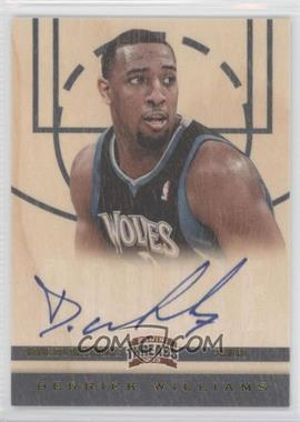 2012-13 Panini Threads - [Base] #152 - Rookies - Derrick Williams