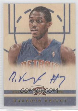 2012-13 Panini Threads - [Base] #157 - Rookies - Brandon Knight
