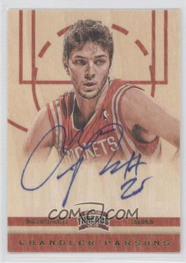 2012-13 Panini Threads - [Base] #182 - Rookies - Chandler Parsons