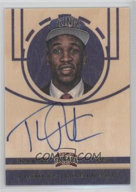 2012-13 Panini Threads - [Base] #205 - Rookies - Thomas Robinson
