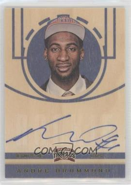 2012-13 Panini Threads - [Base] #209 - Rookies - Andre Drummond