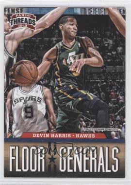 2012-13 Panini Threads - Floor Generals #19 - Devin Harris
