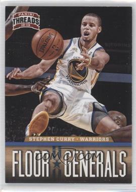 2012-13 Panini Threads - Floor Generals #8 - Stephen Curry