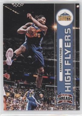 2012-13 Panini Threads - High Flyers #16 - Kenneth Faried