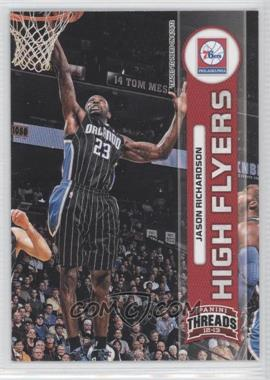 2012-13 Panini Threads - High Flyers #24 - Jason Richardson
