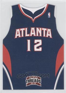 2012-13 Panini Threads - Rookie Team Threads Die-Cut #22 - John Jenkins