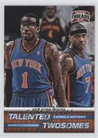 Carmelo Anthony, Amar'e Stoudemire