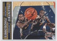 Al Jefferson, Paul Millsap