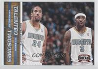 Andre Miller, Ty Lawson