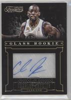 Glass Rookie Autographs - Charles Jenkins /10
