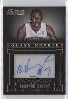 Glass Rookie Autographs - Brandon Knight /25