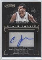 Glass Rookie Autographs - Cory Joseph /25