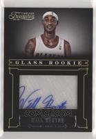 Glass Rookie Autographs - Will Barton #/25