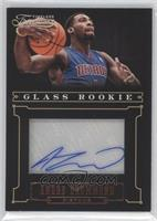 Glass Rookie Autographs - Andre Drummond #/499