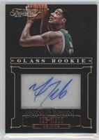 Glass Rookie Autographs - Fab Melo /499