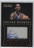 Glass Rookie Autographs - Harrison Barnes /499