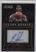 Glass Rookie Autographs - Ivan Johnson /499