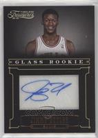 Glass Rookie Autographs - Jimmy Butler #/499