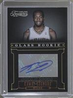 Glass Rookie Autographs - Kawhi Leonard /499