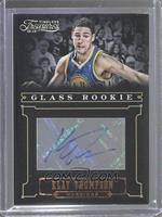 Glass Rookie Autographs - Klay Thompson /499